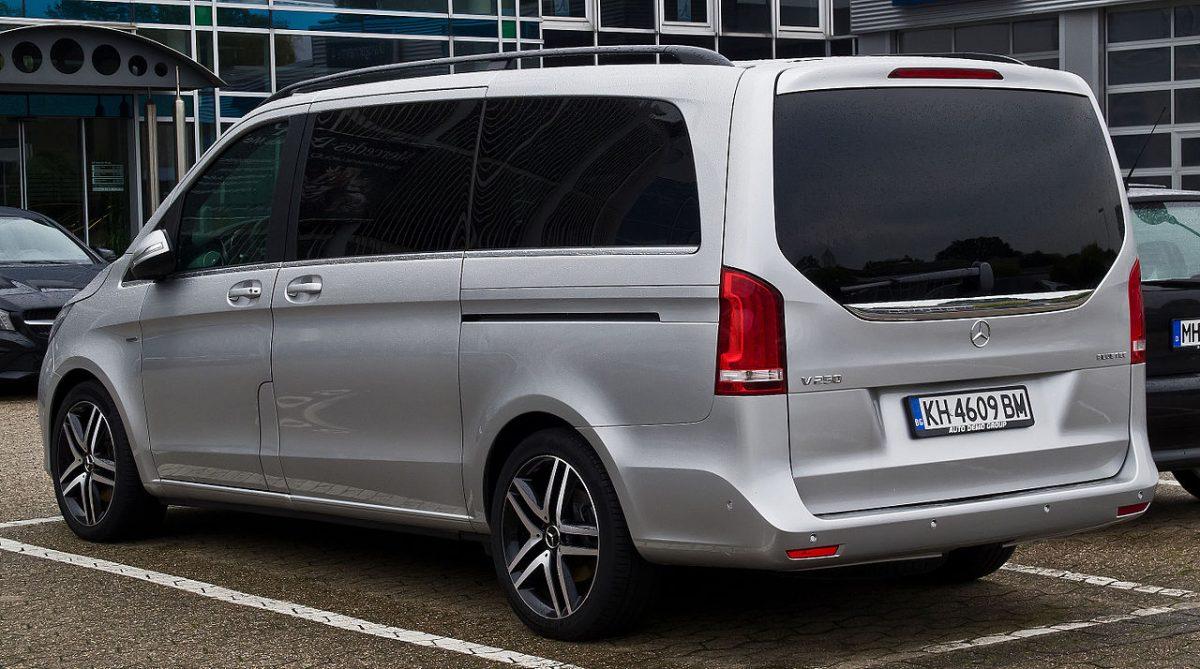 Mercedes-classeV
